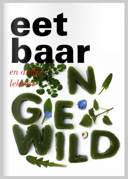 Ongewild groen in food, design en kunst