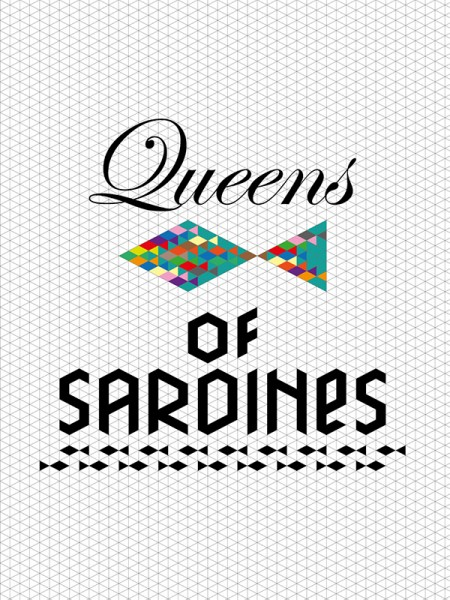 logo Queens of Sardines